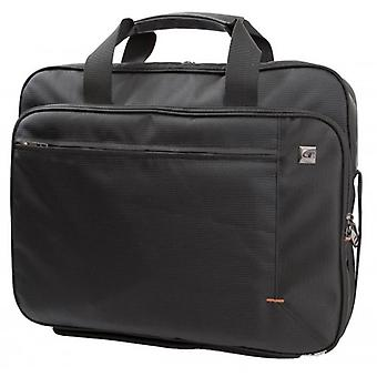 Gino Ferrari Crius Slim Laptop Case - Black