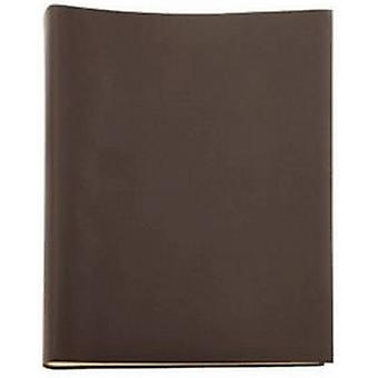 Coles Pen Company Sorrento Extra Large Leather Photo Album - Chocolate