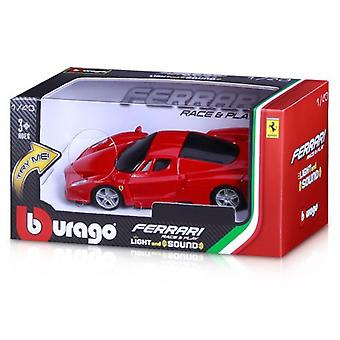 Burago 1/43 Ferrari Light And Sound (Toys , Vehicles And Tracks , Mini Vehicles , Cars)