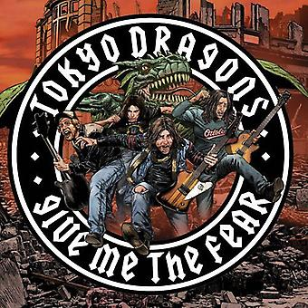 Tokyo Dragons - Geef Me de angst [CD] USA import