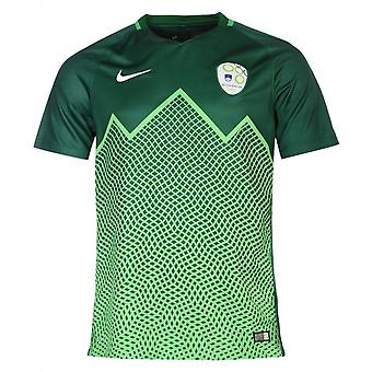 2016-2017 Slovenia Away Nike Football Shirt