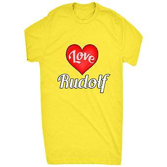 Renowned I love Heart Rudolf