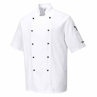 Portwest - Kent Chefs Kitchen Workwear Jacket