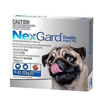 NexGard 6 Pack for Dogs 4-10 kgs