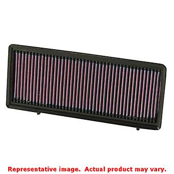 K & N Drop-in-High-Flow Luftfilter 33-2374 passt: NISSAN 2007-2010 ALTIMA Basis L4