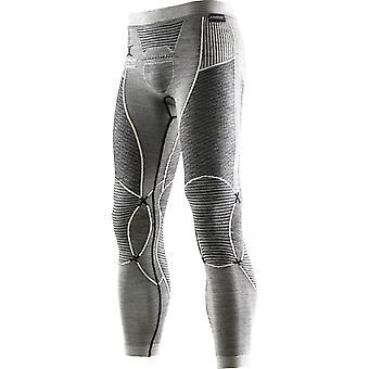 Apani mænds funktionelle bukser Merino Fastflow lange grå - I100466-B407