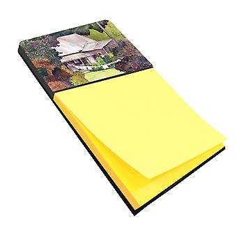 Wash Day Refiillable Sticky Note Holder or Postit Note Dispenser