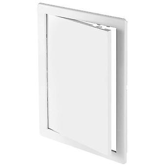 ABS blanco inspección Durable plástico Panel compuerta muro acceso puerta 200x300m