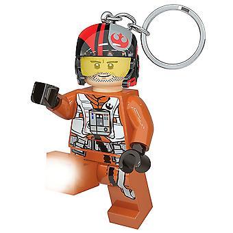 LED Keylight LEGO - Star Wars Poe Dameron