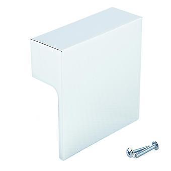 M4TEC интерьера кухонного шкафа дверные ручки шкафы ящики спальни мебель тянуть ручки полированный хром. Q6 серия