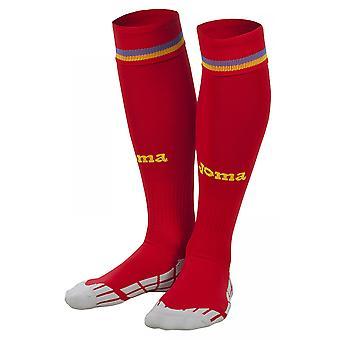 2016-2017 Romania Away Joma Football Socks