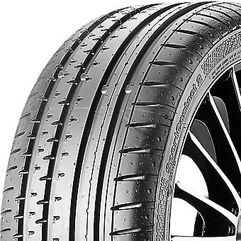 Summer tyres Continental ContiSportContact 2 SSR ( 225/45 R17 91W *, runflat )