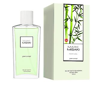 Instituto Español Marc Misaki For Woman Green Concept Edt Spray 150 Ml For Women