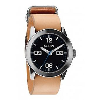 Nixon The Private Natural / Black (A0491602)