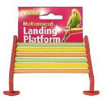 Pennine Bird Landing Platform - Multicoloured