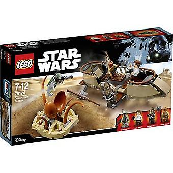 LEGO® STAR WARS™ 75174 Desert Skiff Escape