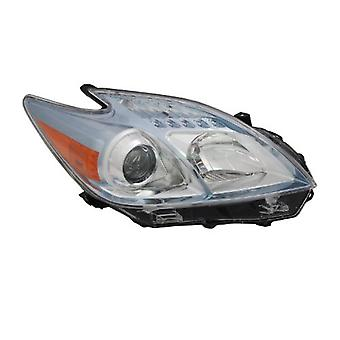 TYC 20-9091-01-9 Toyota Prius Right Replacement Head Lamp