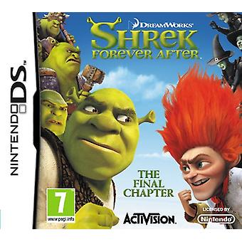 Shrek Forever efter (Nintendo DS)