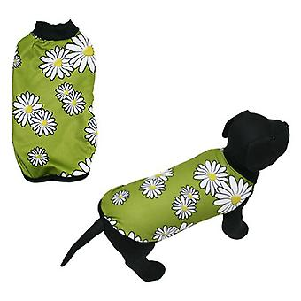MI&DOG Abrigo Capa Felpado Margarita T-35 (Dogs , Dog Clothes , Coats and capes)