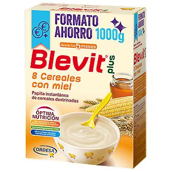 Blevit 8 Snack Cereali con Miele Istantaneo