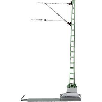 H0 Masts H0 Märklin C (incl. track bed), H0 Märklin K (w/o track bed) Märklin 074101 5 pc(s)