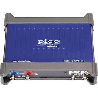 pico 3203D USB Oscilloscope 50 MHz 2-channel 500 MSa/s 32 Mpts Digital storage (DSO), Function generator
