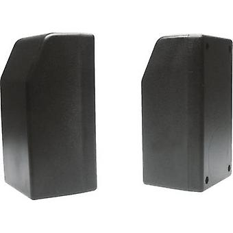 Strapubox 1110SW Universal enclosure 121 x 65 x 55 Acrylonitrile butadiene styrene Black 1 pc(s)