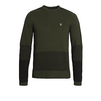 883 POLICE Franca Sweater | Khaki