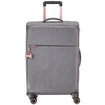 Titanium Barbara bløde bagage 4 hjulet trolley sag M 67 cm 383405-04