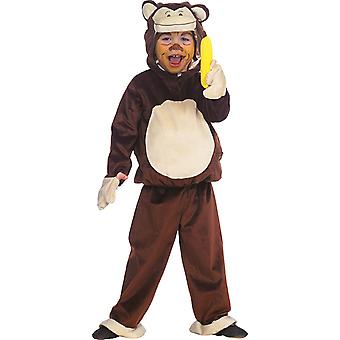 Monkey kids costume Primate animal costume monkey Chimp