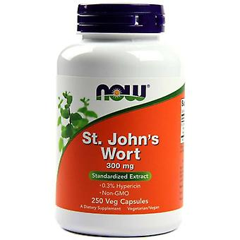Now Foods St John's Wort 300 mg 250 caps (Vitamins & supplements , Special supplements)