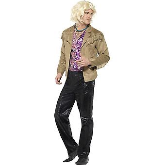 Zoolander Hansel Costume with Trousers, Medium
