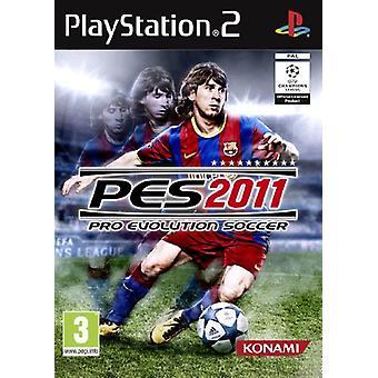 Pro Evolution Soccer 2011 (PS2)