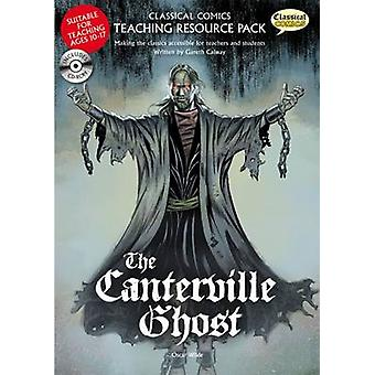 The Canterville Ghost Teaching Resource Pack (British English ed) by