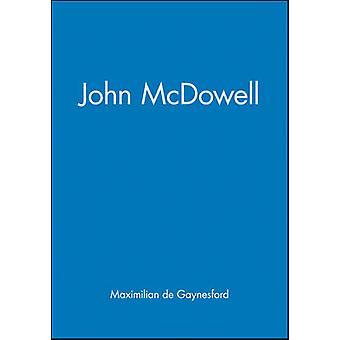 John McDowell par Maximilien de Gaynesford - Book 9780745630373