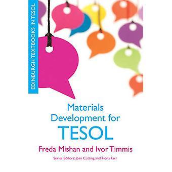 Desenvolvimento de materiais para TESOL por Freda Mishan - Ivor Timmis - 97807
