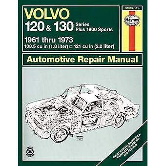 Volvo 120 and 130 Series Owner's Workshop Manual (2nd edition) by J.