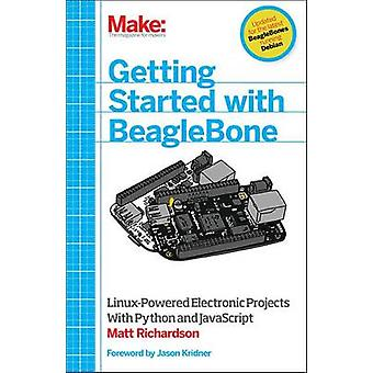 Getting Started with Beaglebone - Linux-Powered Electronic Projects wi