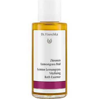Dr. Hauschka citron citrongræs opliver bad essensen