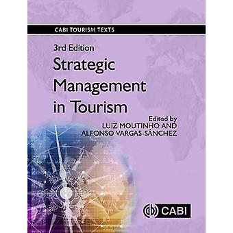 Gestion stratégique dans Touri par Luiz Moutinho - livre 9781786390240