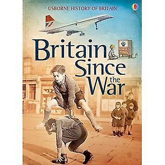 Großbritannien seit dem Krieg (History of Britain)
