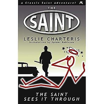 The Saint Sees It Through (Saint 26)