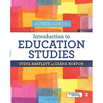 Introduction aux études de l'enseignement (sciences de l'éducation: questions-clés)