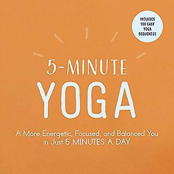 5-minuten Yoga