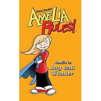 Amelia in Joy and Wonder