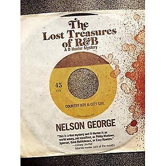 The Lost Treasures of R&B (A D Hunter Mysteries)