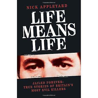 Liv innebär liv