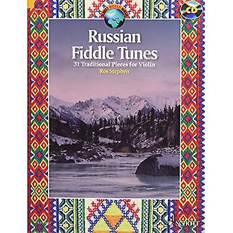 Russian Fiddle Tunes: 31 Traditional Pieces (Schott World Music)