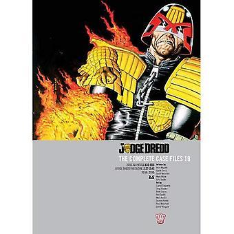 Judge Dredd: Complete Case Files: v. 19