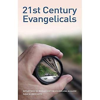 21st Century Evangelicals: Reflections on Research by the Evangelical Alliance